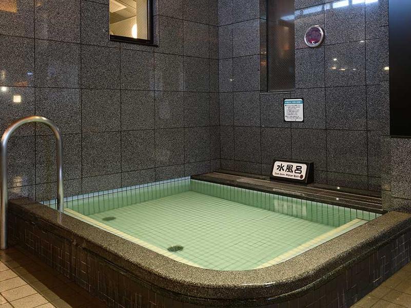 横濱スパヒルズ 竜泉寺の湯(横浜鶴ヶ峰店) 水風呂