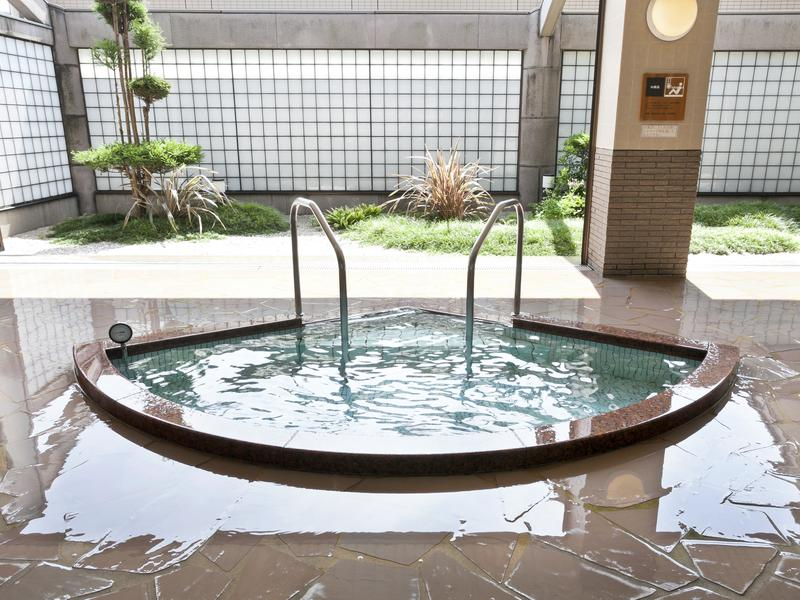 北近江リゾート 天然温泉 北近江の湯 水風呂