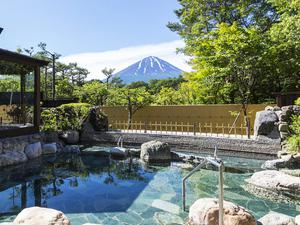 富士眺望の湯 ゆらり 写真