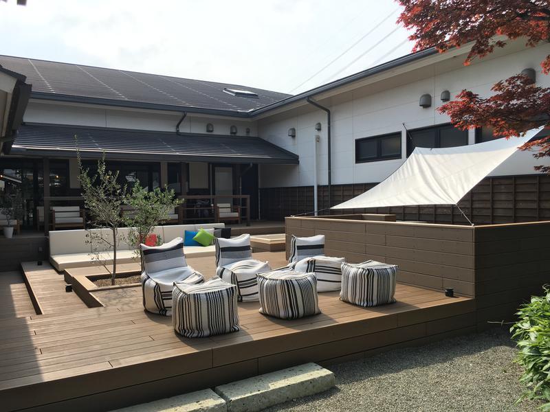 OYUGIWA 中庭