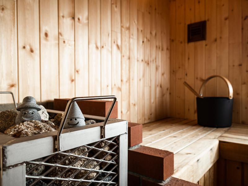 森のスパリゾート 北海道ホテル お部屋のサウナも「セルロウリュ」が可能に!お二人でゆっくりとサ活をお楽しみください!