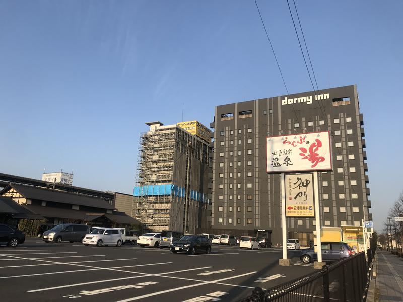 黒糖さんの出雲駅前温泉らんぷの湯のサ活写真