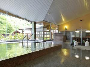 信州平谷温泉 ひまわりの湯 写真
