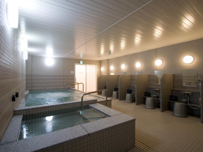 東急スポーツオアシス横須賀店 女性浴室