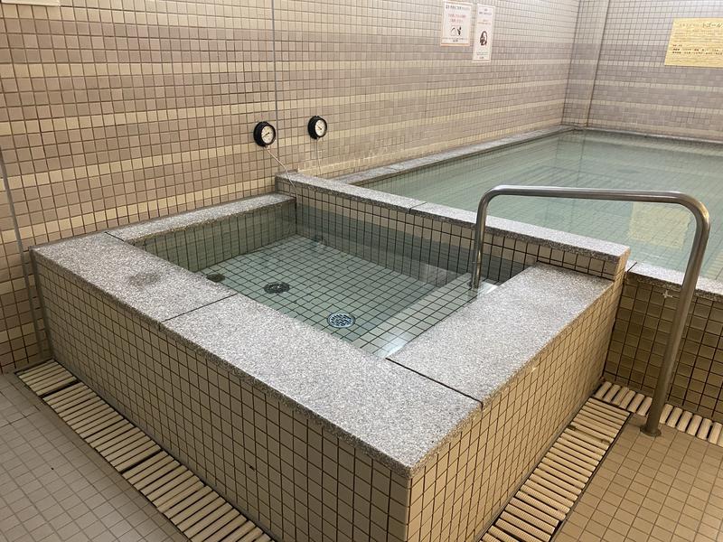 東急スポーツオアシス横須賀店 男性水風呂