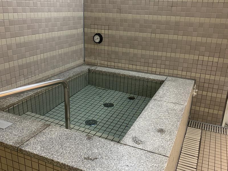 東急スポーツオアシス横須賀店 女性水風呂