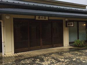 箱根 小涌園 ユネッサン (森の湯) 写真
