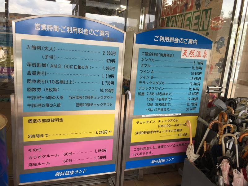 駿河健康ランド 写真ギャラリー3