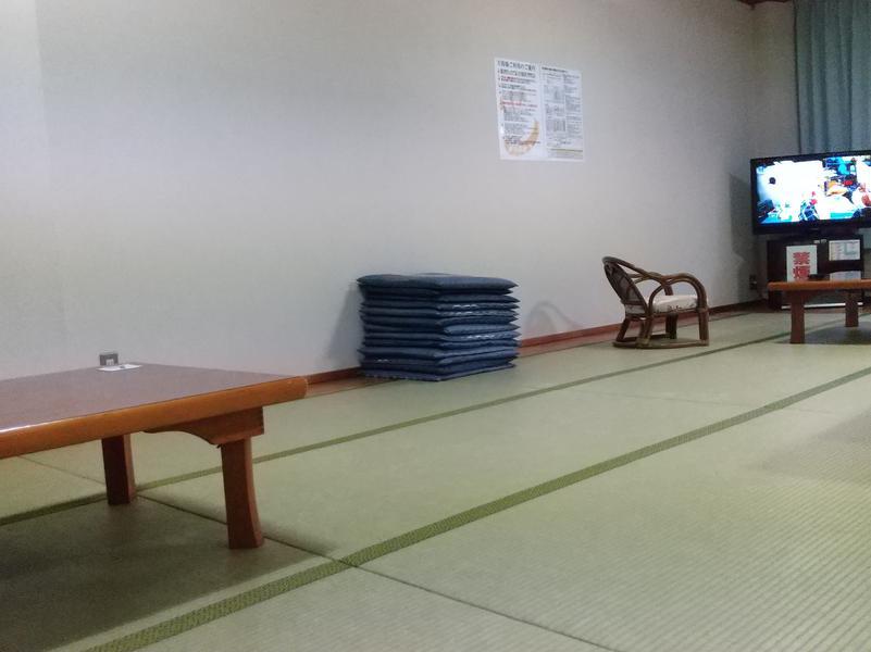 美又温泉国民保養センター 無料休憩室