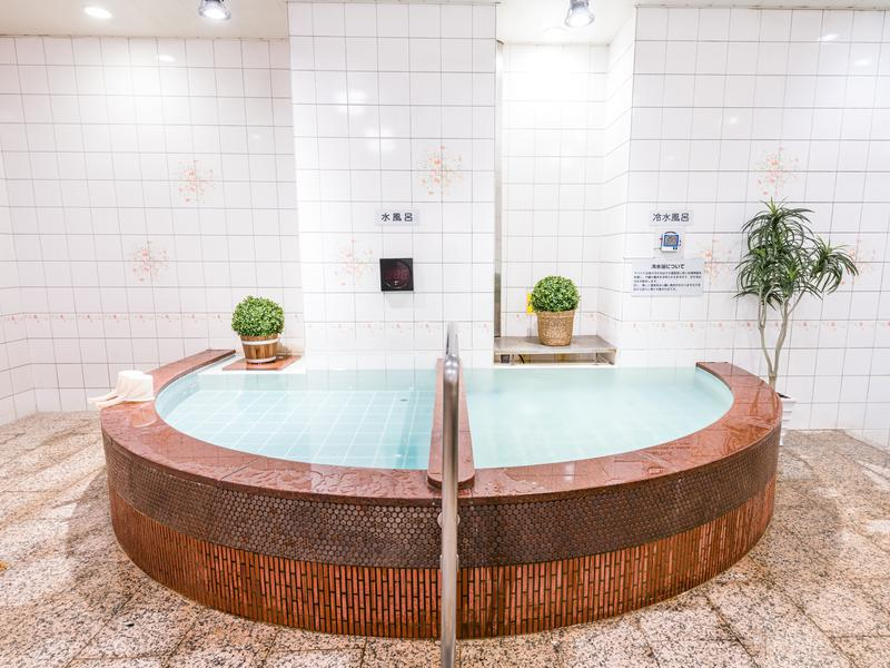 大東洋レディススパ 水風呂