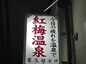 紅梅温泉 写真