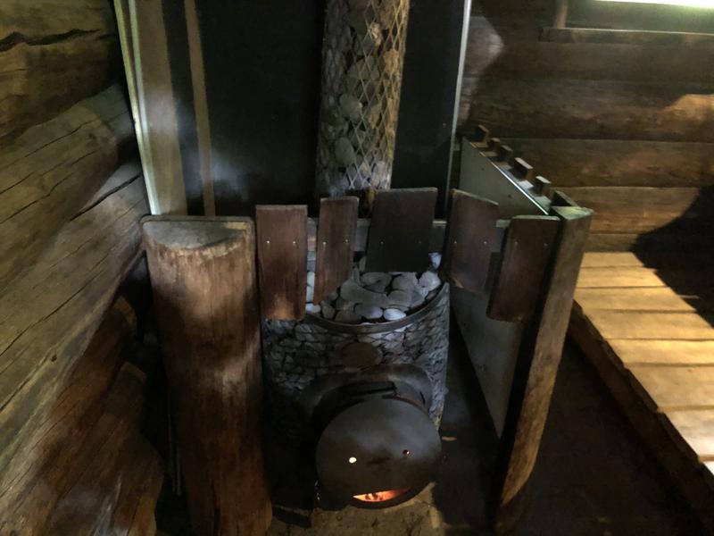 つむぐさんの蓮台寺温泉 清流荘のサ活写真