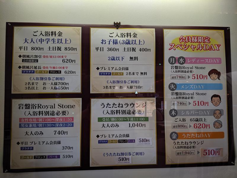 ユーバスロイヤル高井田店 写真ギャラリー1