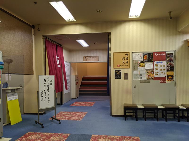 ノン子さんの八尾グランドホテルのサ活写真
