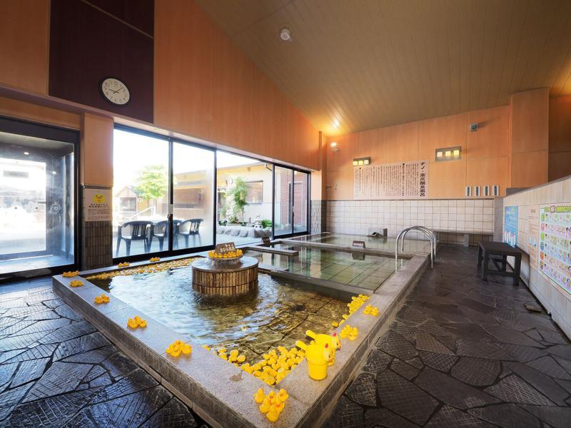 蔵前温泉さらさのゆ 大浴場