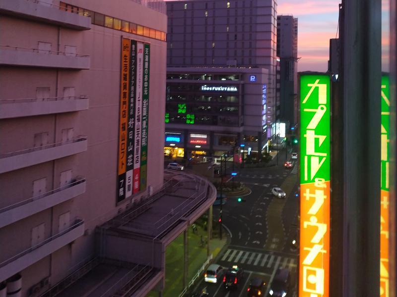 カプセル&サウナ日本 写真