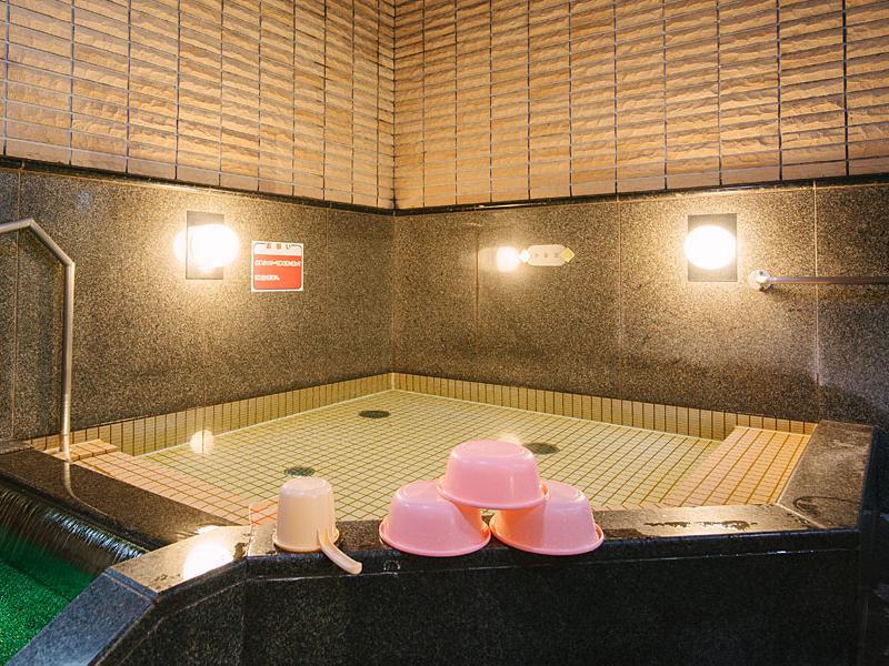 スーパー銭湯 ゆらら 水風呂