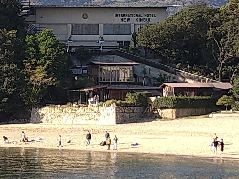 江戸風呂 瀬戸内海という名の水風呂