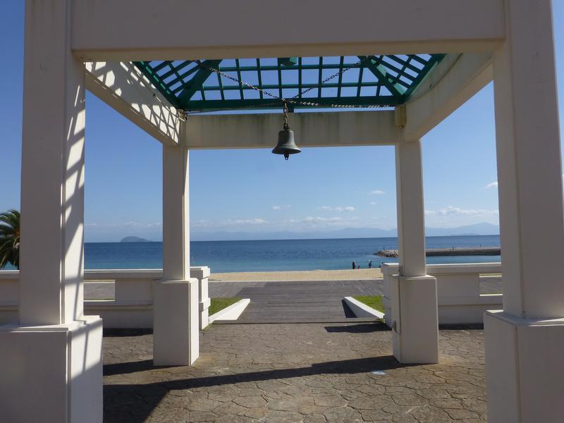 ホテル&リゾート サンシャインサザンセト 施設前のビーチ