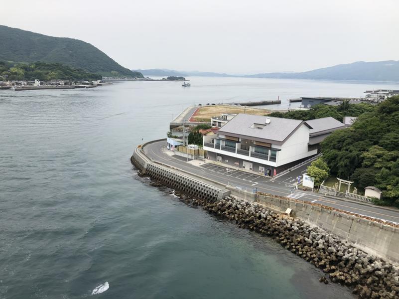 上関海峡温泉 鳩子の湯 写真