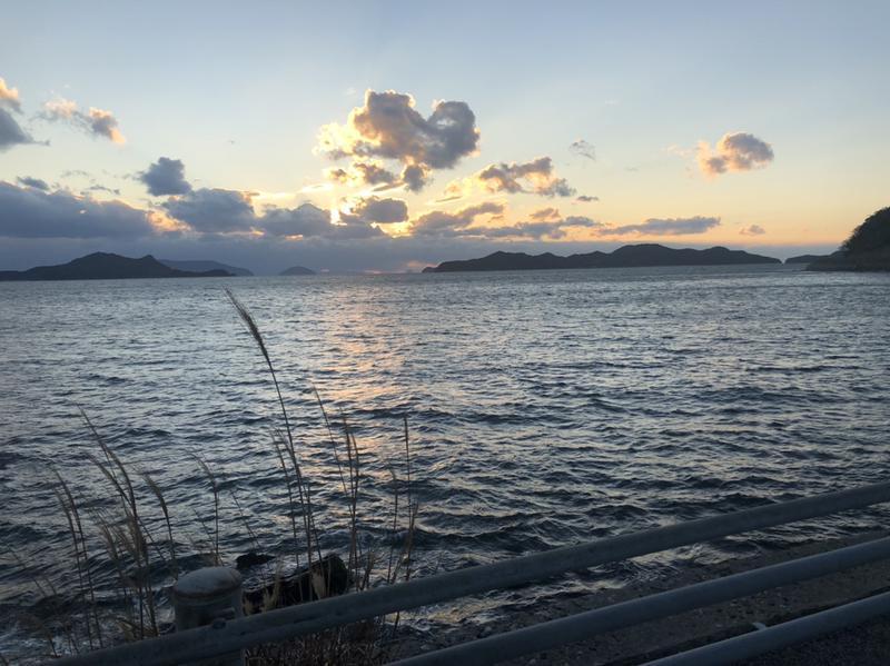 Marikoさんの上関海峡温泉 鳩子の湯のサ活写真