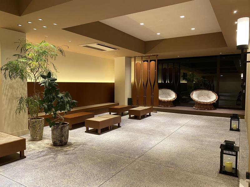 インフィニートホテル&スパ南紀白浜 休憩/待合スペース