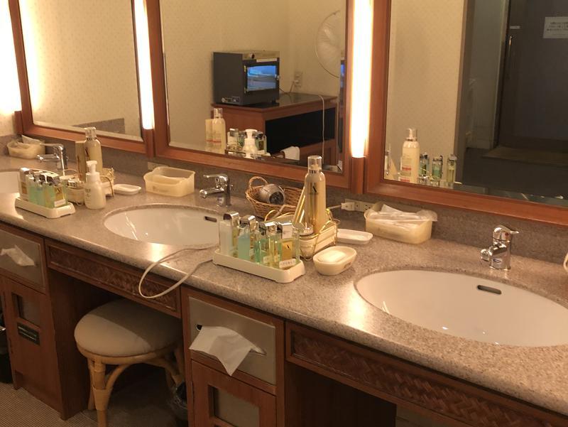 ホテル日航高知・旭ロイヤルコスモス 化粧室