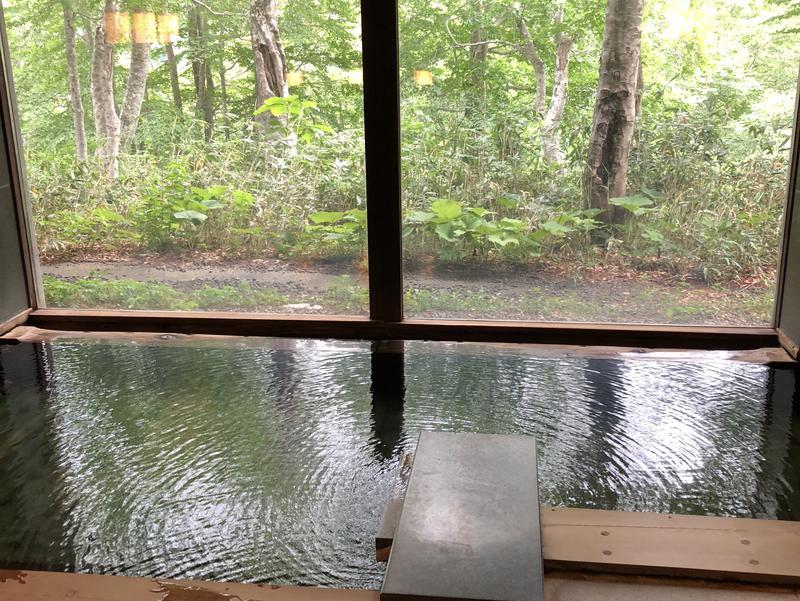 八甲田ホテル 浴室