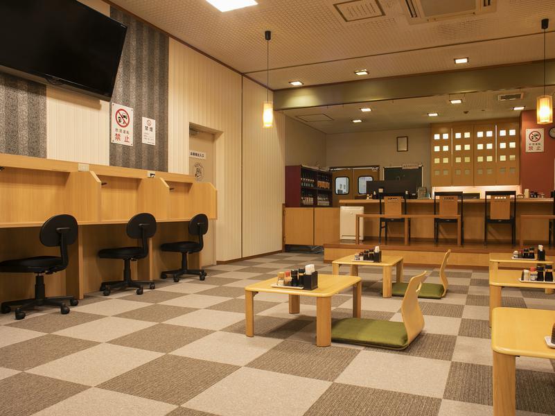 MINATO SAUNA(旧港洋館みなとサウナ) レストラン