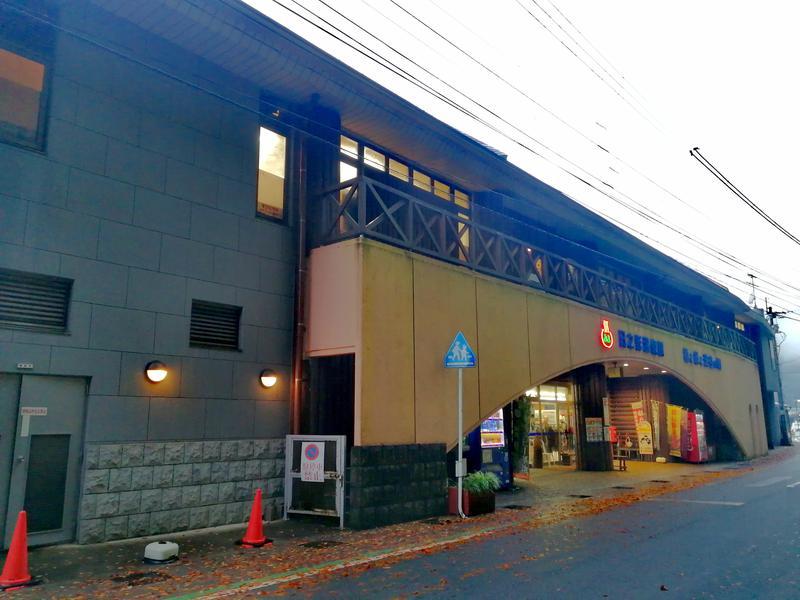 日之影温泉駅 写真