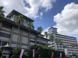 志布志湾 大黒リゾートホテル 写真