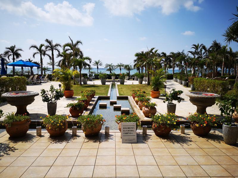 グランヴィリオリゾート石垣島 本館オーシャンズウイング 華のゆ 写真