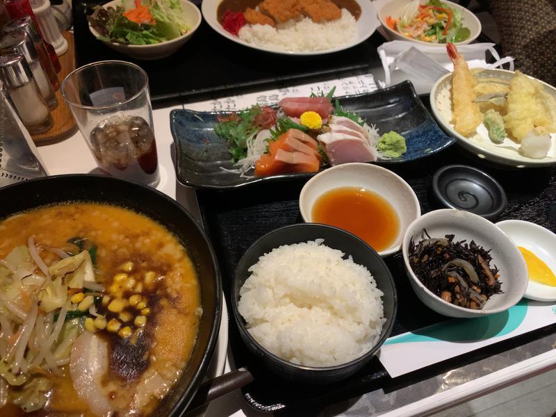 シダトモヒロさんのSpa&Hotel JNファミリーのサ活写真