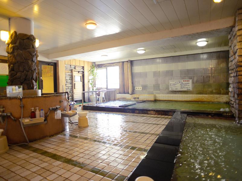 ニューニシノサウナ&天然温泉 温泉大浴場
