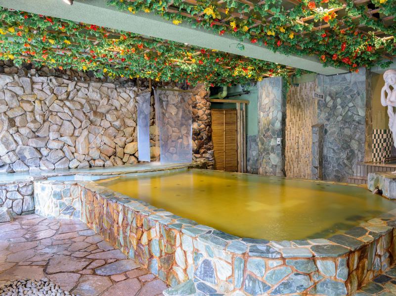 サウナ&スパ カプセルホテル 大東洋 美泡の湯(萬の湯)