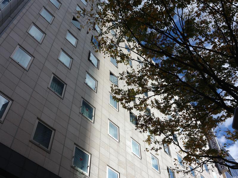 ホテルクラウンヒルズ 仙台青葉通り 写真
