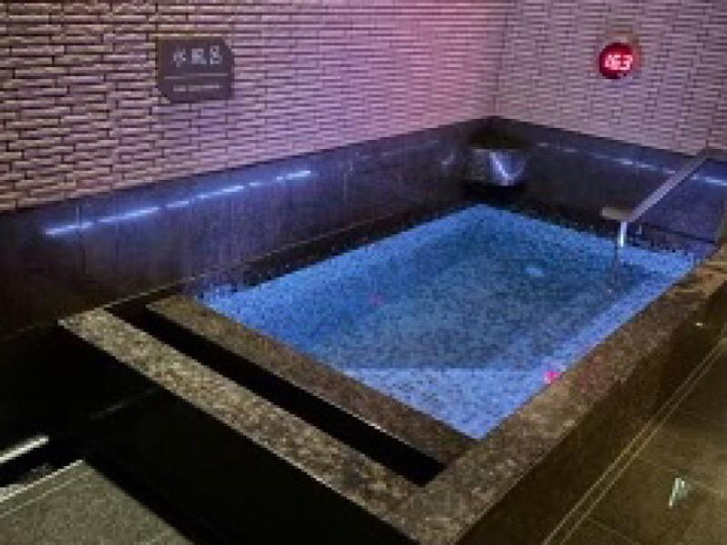 北こぶし知床 ホテル&リゾート 水風呂