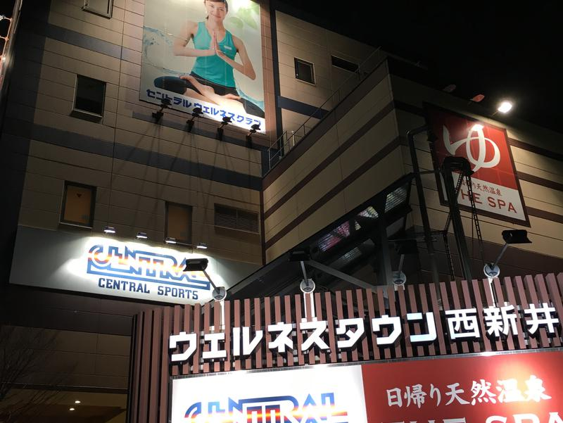 セントラルウェルネスクラブ24 西新井 写真