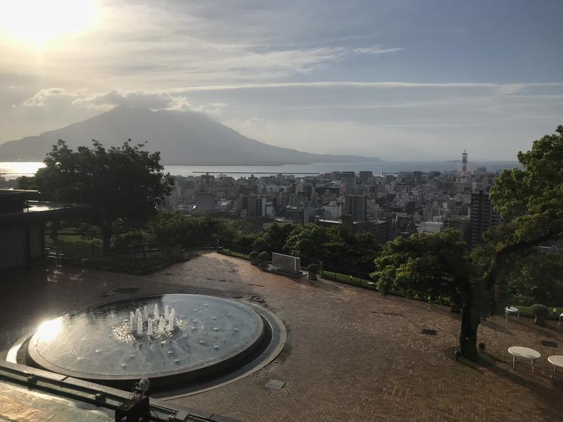 城山ホテル鹿児島 さつま乃湯 写真