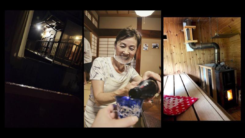 サナティ♀さんの唐桑民宿つなかん サウナトースターのサ活写真