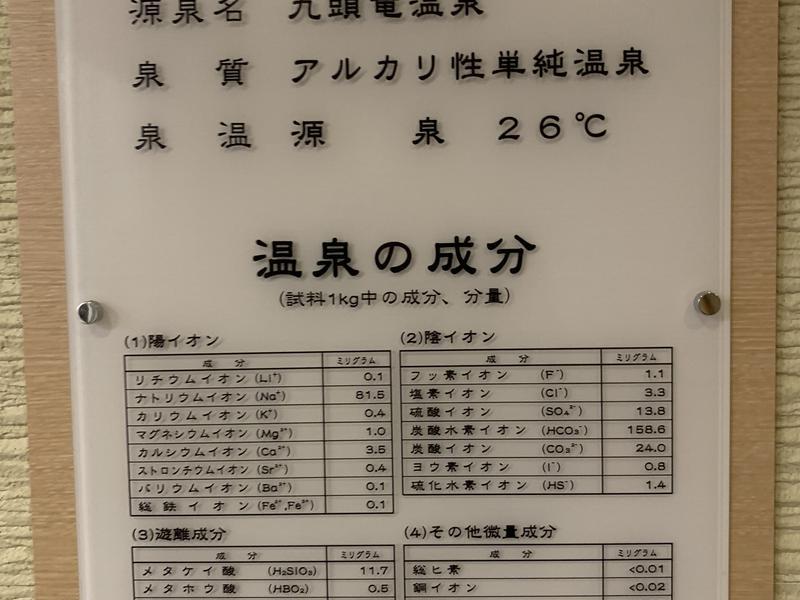 九頭竜温泉平成の湯 写真ギャラリー4
