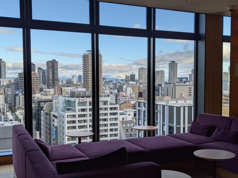 ノン子さんのカンデオホテルズ大阪なんばのサ活写真