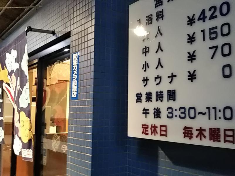 名古屋温泉 写真