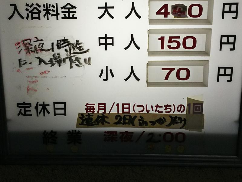 八幡湯(はちまんゆ) 写真ギャラリー1