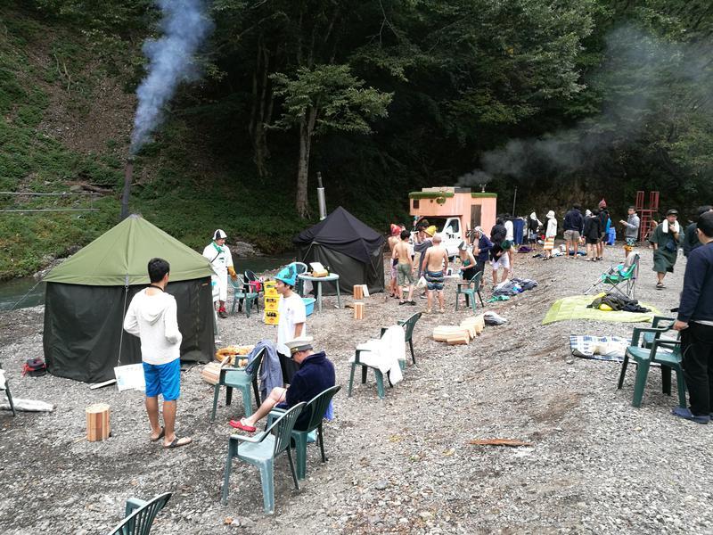 玉川キャンプ村 写真