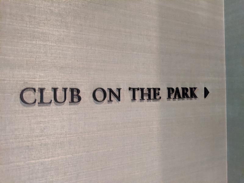 toshi0607さんのクラブ オン ザ パーク (パークハイアット東京)のサ活写真