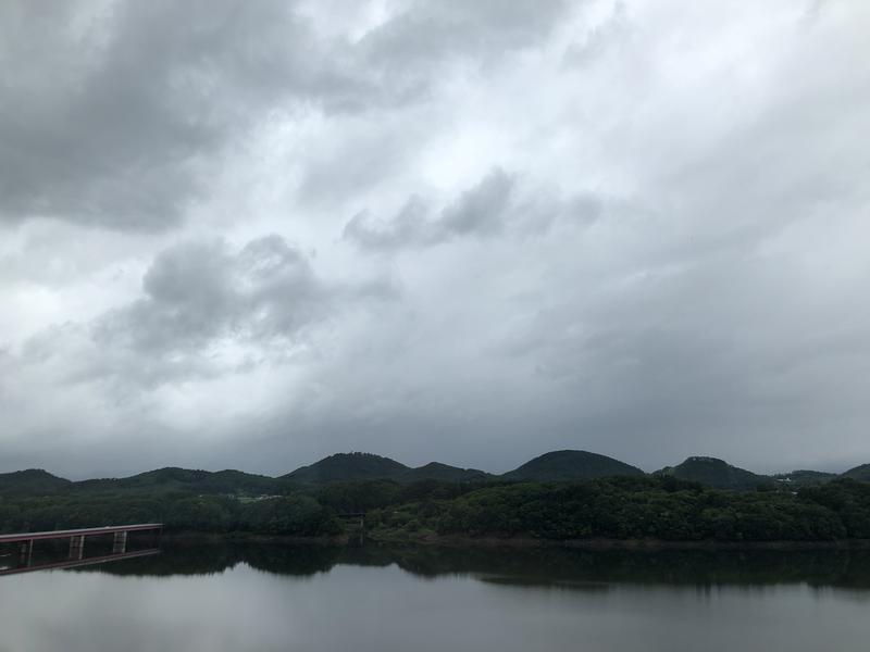 つなぎ温泉 ホテル紫苑 客室からの眺望
