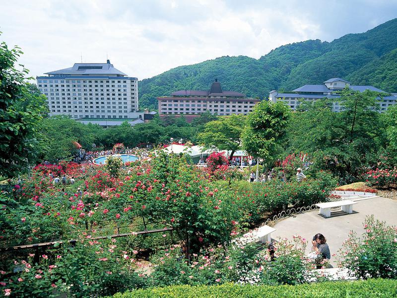 花巻温泉 ホテル千秋閣 写真