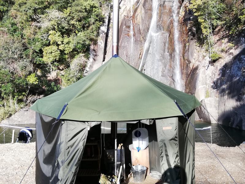 飛雪の滝キャンプ場 写真ギャラリー1