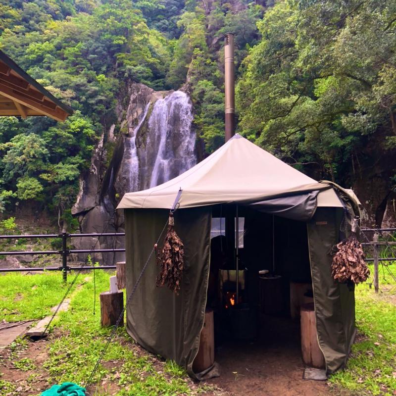 ケイコさんの飛雪の滝キャンプ場のサ活写真